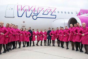 Wizz Air, al via ricerca dei nuovo Wizz Air Ambassador tra i cabin crew