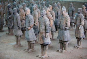 La Cina mette in vendita l'Esercito Terracotta, ma sono miniature