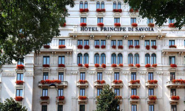 Furti al Grand hotel Principe di Savoia a Milano: denunciati sette dipendenti