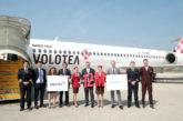 Volotea festeggia a Verona 12 mln di pax trasportati a livello internazionale