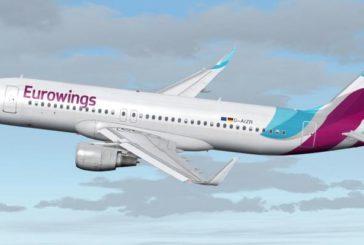 Eurowings sempre più leader del mercato tedesco