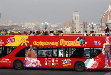 Novità per City Sightseeing Firenze, restyling nei percorsi e ticket free per famiglie fiorentine