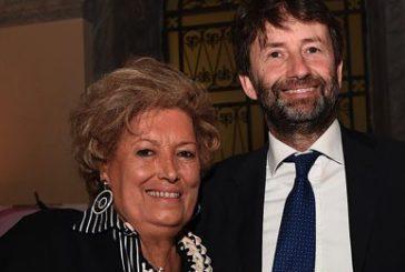 Carla Fendi, il saluto di Franceschini alla donna che ha fatto del mecenatismo la sua vita