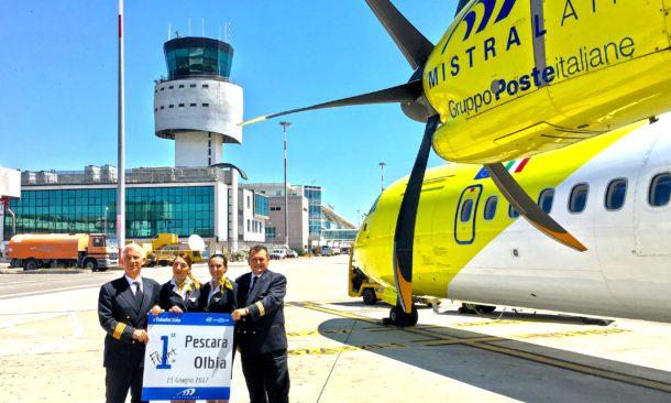 #MistralAir Decolla Dall'Aeroporto D'Abruzzo, ECCO LE NUOVE ROTTE - @AbruzzoAirport