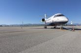 Aeroporto Cuneo, in crescita traffico jet privati