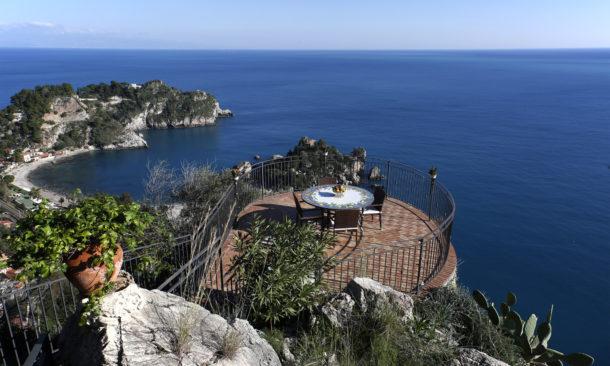 A Taormina riapre il Grand Hotel San Pietro: new entry per Eden ...