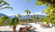 Spiagge delle Palme, novità estiva ai Giardini di Sissi