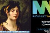 Focus sulle donne alla #MuseumWeek, musei statali protagonisti su Twitter
