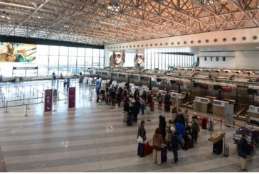 Cresce il traffico negli aeroporti italiani anche a maggio: +5,8%