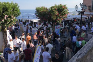 Show cooking e con solo, Taormina fa il pieno turisti con Cibo Nostrum