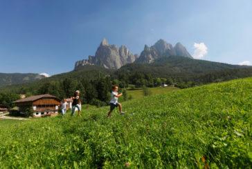 Con Gallo Rosso la vacanza è active nella natura dell'Alto Adige