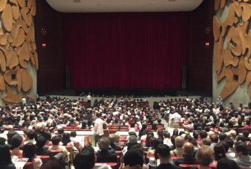 Palermo conquista Tokyo con gli spettacoli del Teatro Massimo