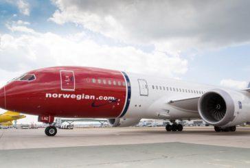 Norwegian Air, c'è il primo ok ai voli diretti Italia-Argentina