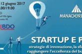 Startup e PMI, a Palermo l'incontro a cura di Manageritalia