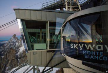 Capodanno più alto d'Europa con Skyway di Courmayeur e VdA Holidays
