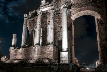 Da luglio il teatro antico di Taormina apre al pubblico anche dopo il tramonto