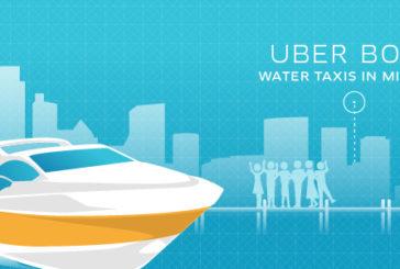 Uber sbarca in motoscafo in Croazia e lancia UberBoat