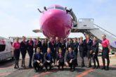Wizz Air apre a Londra Luton la sua prima base nel Regno Unito
