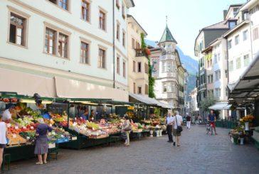 Bolzano, nuovo logo per rafforzare immagine Piazza delle Erbe