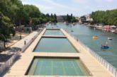 Spiaggia e tuffi anche a Parigi: torna balneabile il bacino della Villette