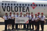 Volotea taglia il traguardo di 1,5 mln di passeggeri trasportati a Palermo