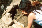 Pompei, reperto torna alla luce sotto gli occhi dei turisti