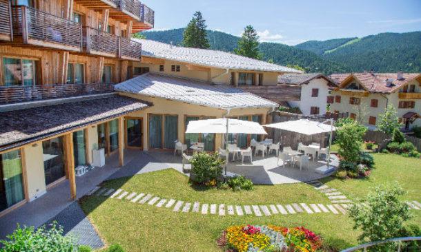L\'estate attiva con la promozione del Blu Hotel Natura & Spa ...