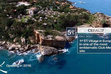 Club Med Cefalù apre a giugno 2018: dal 4 ottobre al via le prenotazioni