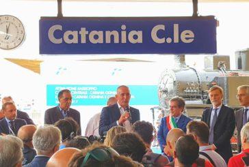Fs sigla accordo quadro con Regione; entro due anni treni a Fontanarossa