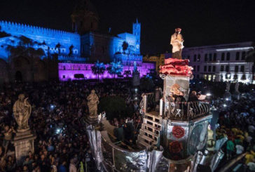 Il Festino visto dall'alto: due speciali apericene a Palazzo Asmundo