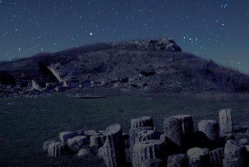 Tre giorni per scoprire le stelle nell'area archeologica di Monte Iato