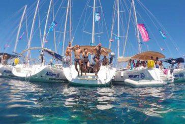 Divertimento no-stop per le vacanze in flottiglia firmate Sailsquare