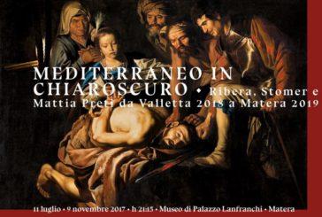 La Valletta 2018 e Matera 2019 unite per la mostra 'Mediterraneo in chiaroscuro'