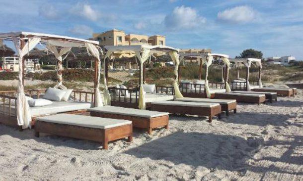 Promovacanze acquisisce il kelibia beach hotel spa for Salon kelibia 2017