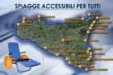 In Sicilia 51 spiagge accessibili a tutti