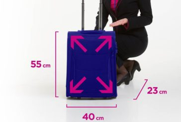 Wizz Air cambia la policy per i bagagli a mano
