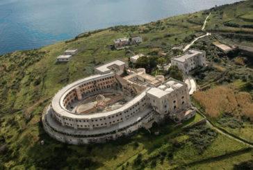 Ventotene, Franceschini lancia progetto recupero ex carcere di Santo Stefano