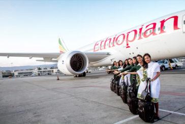 Ethiopian è il primo operatore di 'A350 XWB Full-Flight Simulator' in Africa