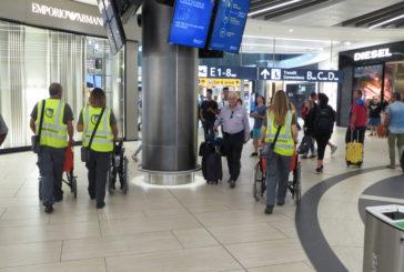 Successo per servizio integrato assistenza treno-aereo per disabili a Fiumicino