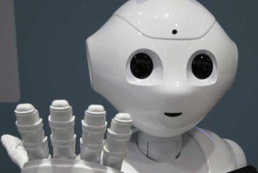 Il robot Pepper arriva in Italia per gestire buffet e banchetti in hotel