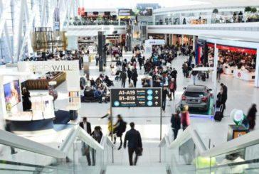 Boom passeggeri in aeroporti Ue a +9%, è la miglior performance in oltre 10 anni
