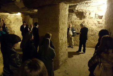A Siracusa tornano visite notturne teatralizzate nelle catacombe di San Giovanni