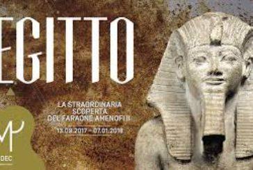 L'Antico Egitto in mostra a Milano, focus sul faraone Amenofi II