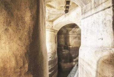A Matera il 'palombaro lungo' offre refrigerio ai turisti