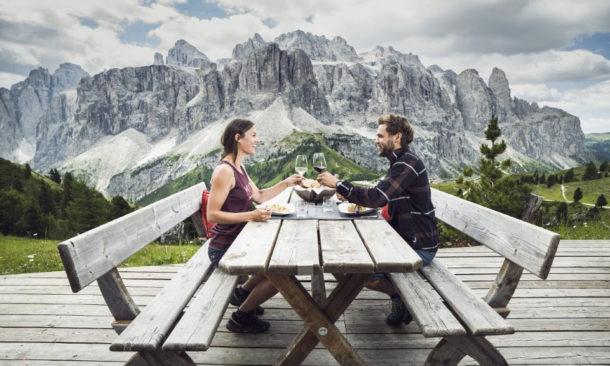 In Val di Fassa il buon cibo si gusta ad alta quota con \'I rifugi ...
