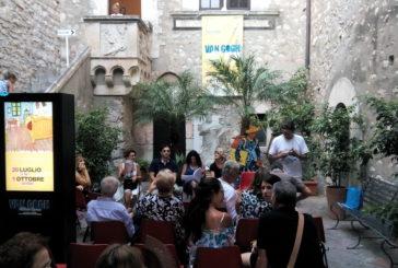 Gli amori di Van Gogh affascinano il pubblico internazionale di Taormina