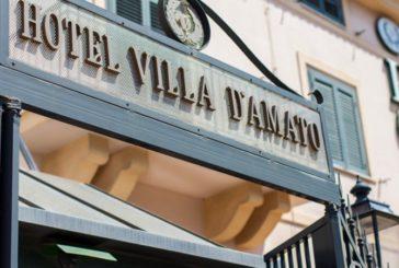 Nuova gestione all'Hotel Villa D'Amato: arriva Mineo