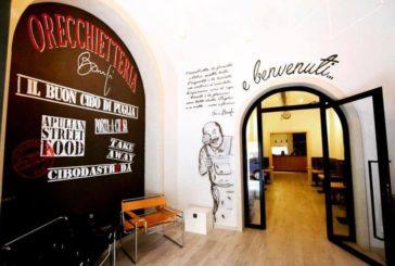 Lino Banfi apre a Roma la sua Orecchietteria, omaggio alla Puglia e ai suoi film