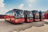 Marino Bus inaugura i Bus Hub di Roma, Napoli e Caserta