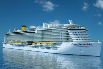 Costa Smeralda, al via i lavori per la prima nave 'green' della compagnia